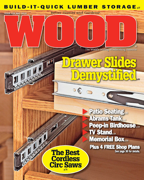Woodcraft Magazine - April/May 2016 » Free PDF Magazines for Ipad ...